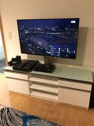 tv schrank für maximal 55 zoll fernseher