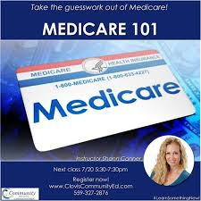 Medicare 101 Clovis Community Education