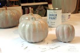 Fake Carvable Foam Pumpkins by How To Fake A Fake Pumpkin Faux Painting Tutorial Pretty Handy