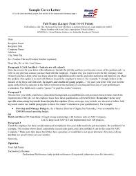 Cover Letter Template Umich Coverlettertemplate