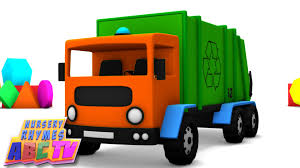 Toy Box - Garbage Truck - YouTube