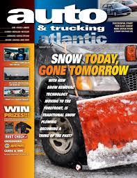 100 Atlantic Trucking January 2018 Auto Trucking By Auto