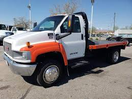 2005 GMC TOPKICK C4500 Flatbed Truck For Sale | Salt Lake City, UT ...