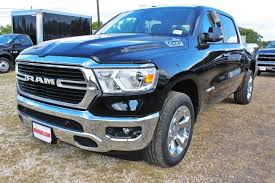 100 Lonestar Truck New 2019 Ram 1500 BIG HORN LONE STAR CREW CAB 4X2 57 BOX For Sale