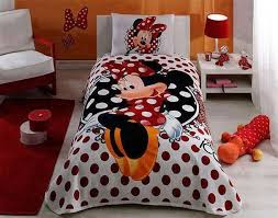 mickey and minnie mouse bedding hedia