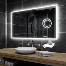 badezimmer beau miroir salle de bain lumineux led