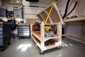 workbench plans tommy u0027s rolling workbench and miter saw station