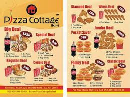 Pizza Cottage s Sialkot Exciting New Deals are ON 16 08 2014