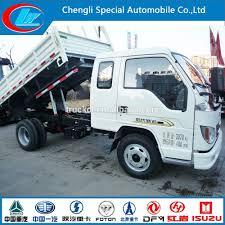 100 Mini Truck Wheels Speical Vehicle 4x2 Foton Tipper Foton 6 4ton