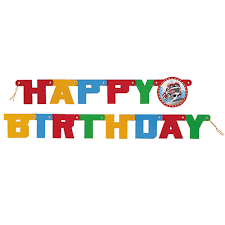 Fire Truck Party Supplies, Fire Truck Birthday Banners, Party ... Firemen Clipart Set Digital Download Firefighter Fire Fireman Baby Shower Center Pieces Mini Diaper Amazoncom Inspirational Attitude Vinyl Wall Decal Quotes Fire Fighter Party Party Truck Candy Wrappers 32 Best Birthday Images On Pinterest Design Of Bottle Label And Station Decoset Cake Decoration Toys Games Supplies City Hours 28 Terrific Image Cakes A Twoalarm Spaceships Laser Beams