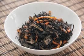 Japanese Pumpkin Salad Recipe by Hijiki No Nimono Recipe Japanese Cooking 101 Youtube