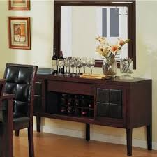 Dining Room Buffet Table Awesome Small Server Cherry Bar Sideboard
