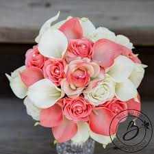 86 best RealTouch wedding bouquet collection by The Bridal Flower