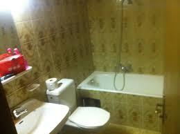 70er jahre badezimmer hotel naviserhof matrei am brenner