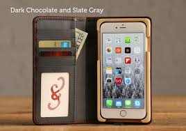 The Luxury Book iPhone 7 Plus Wallet Case