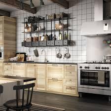 cuisine etagere murale 10 idées pour la cuisine à copier chez ikea