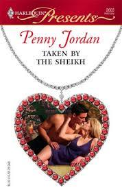 Taken By The Sheikh Sheikhs Arabian Nights 5 Penny Jordan