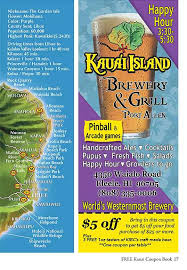 Bull Shed Kauai Happy Hour by Free Kauai Coupons Dining