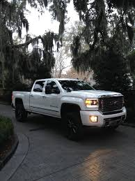 My Build Thread - 2015 Denali HD - Chevy And GMC Duramax Diesel ...