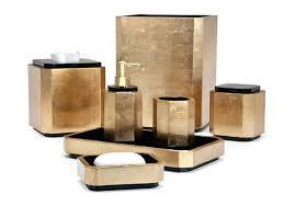 Impressive Luxury Bath Sets Luxurious Bathroom Accessoriesgold