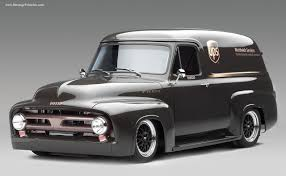 1953 FORD FR100 PANEL TRUCK - UPS? 1968 Chevrolet K20 Panel Truck The Toy Shed Trucks Ford F100 1939 Intertional By Roadtripdog On Deviantart Old Parked Cars 1960 47 Dodge With Cummins Httpiedieselpowermagcom 1956 Pinterest Bangshiftcom 2017 Nsra Street Rod Nationals Coverage 1941 Gmc Hot Network Rod Chopped Panel Rat Shop Truck Van Classic Rare 1957 12 Ton 502 V8 For Sale 1938 1961 Chevy Helms Bakery Hamb