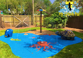 Just Completed Our 10th Project For +Make-A-Wish America This ... Portable Splash Pad Products By My Indianapolis Indiana Residential Home Splash Pad This Backyard Water Park Has 5 Play Wetdek Backyard Programs Youtube Another One Of Our New Features For Your News And Information Raind Deck Contemporary Living Room Fniture Small Pads Swimming Pool Chemical Advice Ok Country Leisure Backyards Impressive Mcdonalds Spray Splashscapes Park In Caledonia Michigan Installed