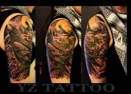 Yang Zhuos Tattoo Designs TattooNOW