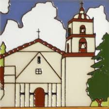 mission tile santa california 18 best historic mission mexican tile images on