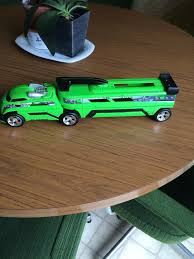 100 Hot Wheels Car Carrier Truck Find More Rier Euc For Sale At Up To 90 Off