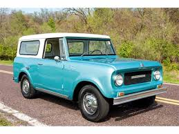 1969 International Scout For Sale   ClassicCars.com   CC-989487 Intertional Harvester Cseries Wikiwand A01gsxrrider 1969 Scout Specs Photos Modification File1969 Loadstar 1800 Prime Mover 5987209170jpg 1200d For Sale Near Cadillac Travelall Offroad Inspiration Truck Yellow Convertible 4x4 Bronco Pickup V8 Classic Transtar 400 Co4070a Running Youtube 1300d Information And Photos Momentcar My 800 Ill Never Sell This Car Its 1700 Dump Truck Item D4763 S
