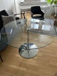 glastisch rund 120cm ebay kleinanzeigen