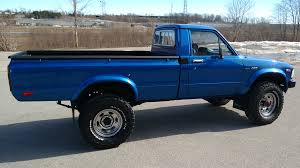 1982 Toyota 4x4 | Old Toyota Pickup 4x4 | Pinterest | Toyota ... Old Toyota Truck Stock Photos Images Alamy Bangshiftcom This 1973 Hilux Pickup Is School Baby Blue Barn Find Private Old Car Editorial Photo Tacoma Vs And New Toyotas Make An Epic Cadian Car Mighty X 91 Dually Vintage Chic Weekender 1981 Camper A Photo On Flickriver Body Graphic Sticker Kit1979 4x4 Yotatech Forums Trucks Australia Bestwtrucksnet