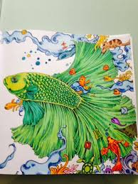 91 Best Animorphia Coloring Book Completed Pages Inspiration