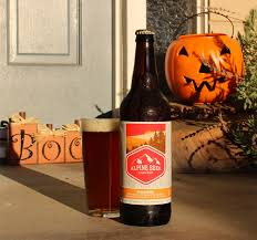 Ichabod Imperial Pumpkin Ale by Cellar 3 West Coaster San Diego Beer News