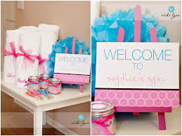 Spa Day Birthday Party Invitations Combined With Your Creativity Will Make This Looks Awesome 13