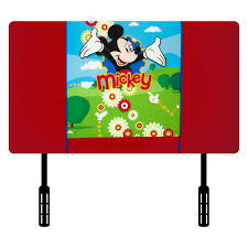 Mickey Mouse Clubhouse Toddler Bed by Disney Mickey Mouse Clubhouse