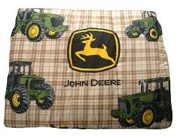 John Deere Bedroom Images by Amazon Com John Deere Bedding Traditional Tractor And Plaid