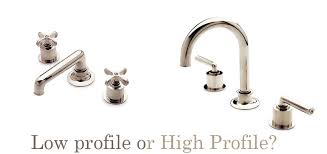 Are Mirabelle Faucets Good by Faucets High Or Low Profile Yay Or Nay Which Is Your Favourite