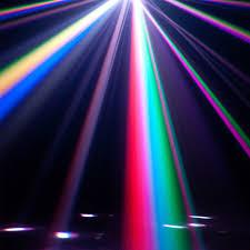 American DJ Vertigo HEX RGBCAW LED Effect Light