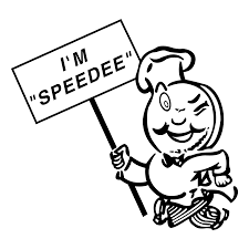 McDonalds Logo Speedee SVG
