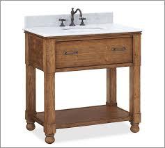 Diy L Shaped Bathroom Vanity by Remodelaholic Diy Bathroom Vanity How To