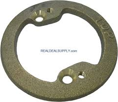 Bathtub Overflow Plate Gasket by Real Deal Supply Tub Face Plates