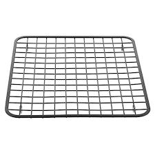 grille cuisine grille de protection mdesign pour évier de cuisine uni mat
