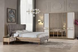 lake schlafzimmer set komplett venedik grau