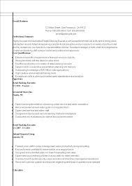 Resume Of A Retail Banking Executive Main Image