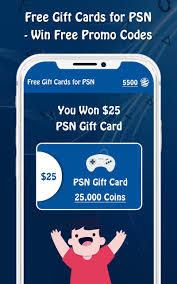 Free Gift Cards For PSN For Android - APK Download