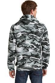 port u0026 company classic camo pullover hooded sweatshirt pc78hc ebay