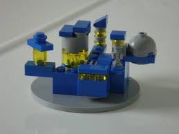 100 Lego Space Home LEGO IDEAS LEGO Moments In Classic Mini Space Station