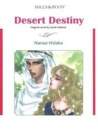 Cover Image Of Desert Destiny