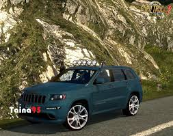 Jeep Grand Cherokee SRT8 V1.10 [1.30.x] | ETS2 Mods | Euro Truck ... 2017 Ram 1500 Srt Hellcat Top Speed Grand Cherokee Srt8 Euro Truck Simulator 2 Mods Dodge Charger 2018 Chrysler 300 Srt8 Redesign And Price Concept Car 2019 Jeep Grand Cherokee V11 For 11 Modern Muscle Cars Trucks Under 20k Ram Srt10 Wikipedia Durango Takes On Ford F150 Raptor Challenger By The Numbers 19982012 59 Motor Trend Pin By Blind Man Cars Id Love To Have Pinterest